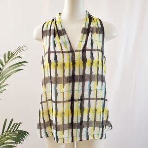 Vince Camuto invented pleat top size S